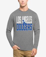 '47 Men's Los Angeles Dodgers Power Alley Long-Sleeve T-Shirt