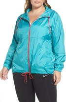 Columbia Plus Size Women's 'Flash Forward(TM)' Windbreaker Jacket
