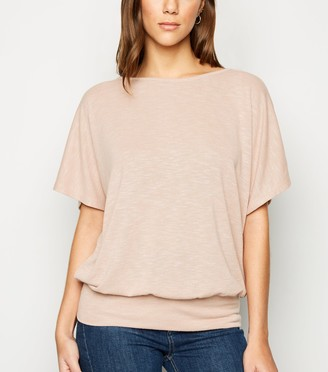 New Look Mid Fine Knit Batwing Top