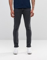 Cheap Monday Jean Tight Skinny Fit Od Almost Black Wash