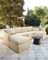 Horchow Harrison Outdoor Sectional