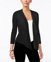 Thalia Sodi Lace-Back Illusion Cardigan, Created for Macy's
