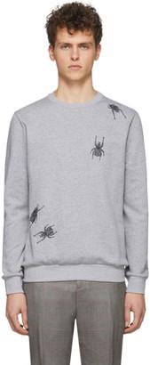 Paul Smith Grey Beetle Sweatshirt