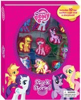 My Little Pony Stuck on Stories Storybook