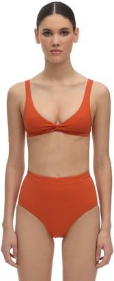 BONDI BORN Matilda Lycra Bikini Top