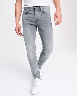 Rag & Bone Fit 1 low-rise - greyson