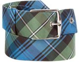 Hermes Silk Printed Belt Kit