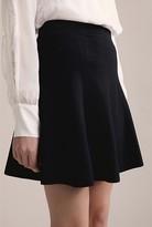 Witchery Knit Flip Skirt