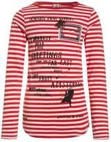 Scotch R'Belle LONG SLEEVE ARTWORK Long sleeved top red