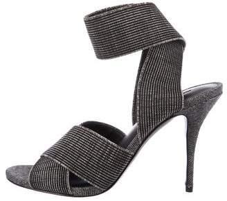 Alexander Wang Dana Crossover Sandals w/ Tags
