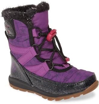 Sorel x Disney F'rozen' Whitney Insulated Waterproof Boot