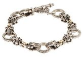 Konstantino Two-Tone Classics Link Bracelet