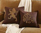 Lion Zardozi Pillows