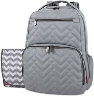 Fisher-Price Signature Morgan Backpack Diaper Bag