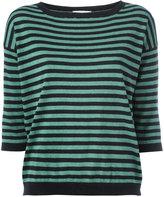 Societe Anonyme light striped top