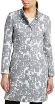 Cinzia Rocca Icons Floral Trench Coat
