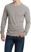 Threads 4 Thought Triblend Pocket T-Shirt - Long Sleeve (For Men)