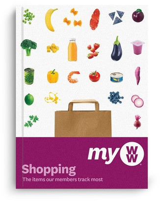 Weight Watchers MY WW Dining & Shopping Guide