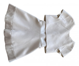 Maje Spring Summer 2020 Beige Viscose Dresses