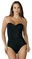 Dr. μ Dr. Rey Shapewear Womens Strapless Bodysuit