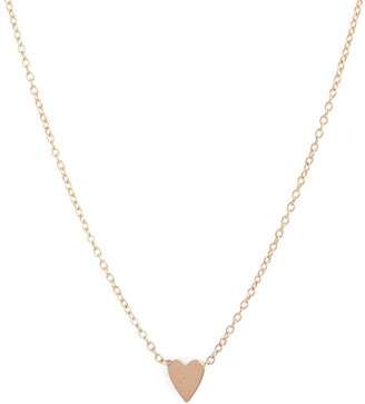 Set & Stones Ryanne Heart Necklace