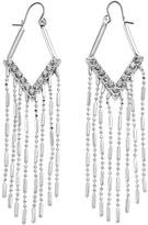 JLO by Jennifer Lopez Fringe Nickel Free Kite Earrings