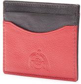 Dopp Tribeca RFID-Blocking Leather Front-Pocket Wallet