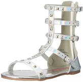 KensieGirl KG32452 Girls Gladiator Sandal (Little Kid/Big Kid)