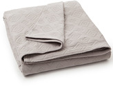 Lexington Company Lexington Geometric Cotton Bedspread Grey 160x240cm