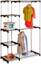 Honey-Can-Do Double Rod Freestanding Closet