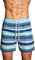 Gant Multi-Stripe Swim Shorts