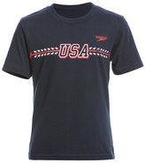 Speedo Youth Unisex Franklin Jersey Tee Shirt 8146971