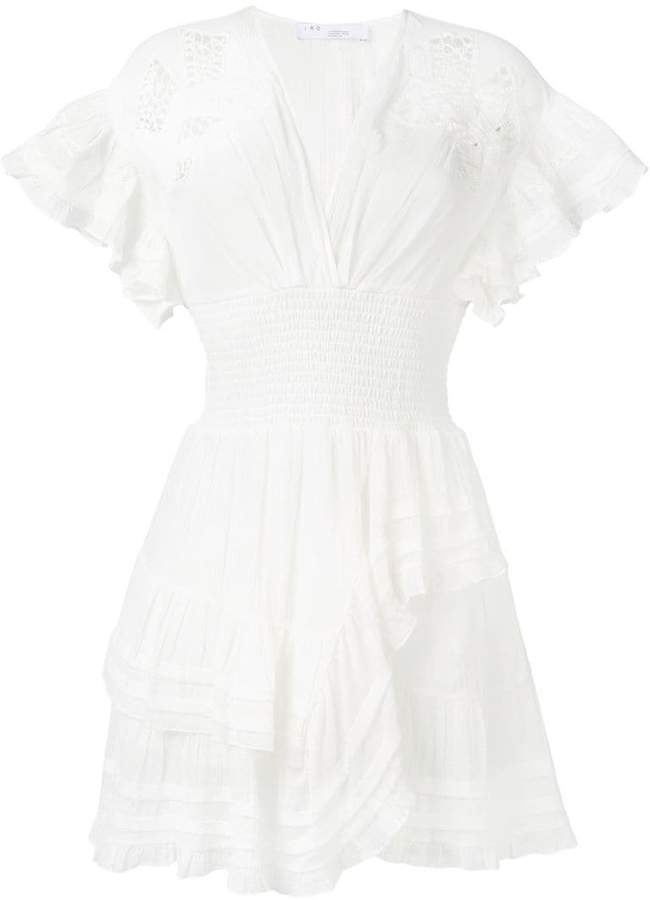 49134d29ecfd3 White Ruffle Dress - ShopStyle
