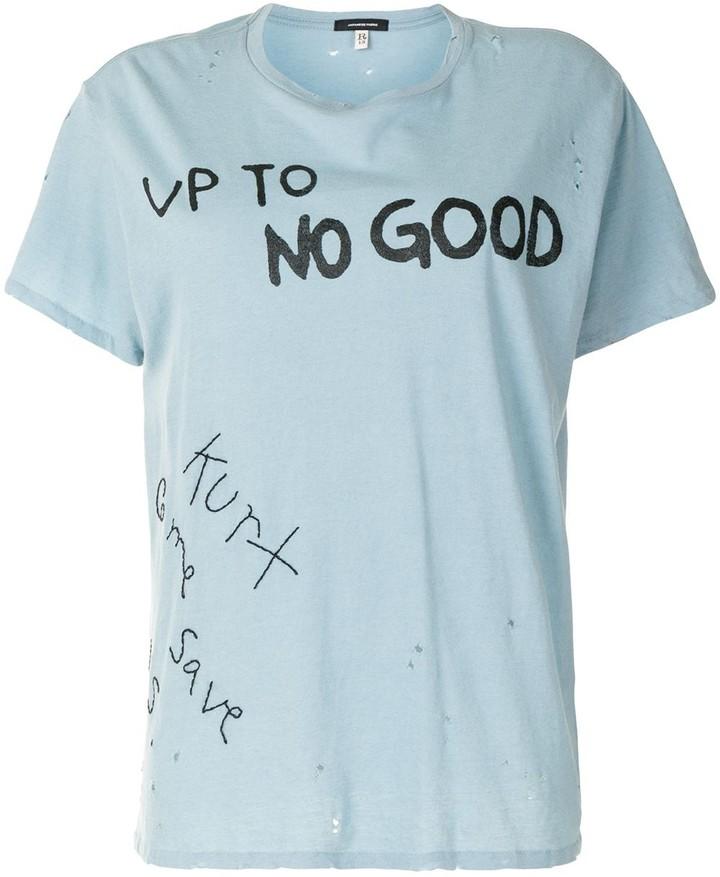 R 13 Up To No Good Boy T-shirt