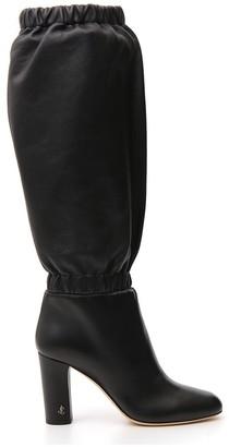 Jimmy Choo Maxyn Knee-High Boots