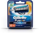 Gillette Fusion5 ProGlide Men's Razor Blades – 4 Refills