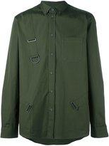 Oamc buckle detail shirt