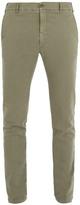 J.w.brine J.W. BRINE Owen cotton-blend jersey chino trousers