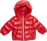 Moncler Shiny Quilted Down Jacket