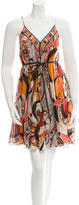 Emilio Pucci Silk Mini Dress