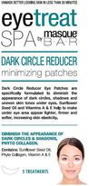P6b Masque Bar BT Masque Bar Dark Circle Reducer Eye Patches