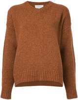 Studio Nicholson V-neck knitted top