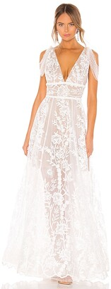 Bronx and Banco Tunisia Bridal Gown