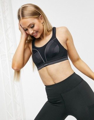 Shock Absorber Ultimate Run extreme high support sports bra in black