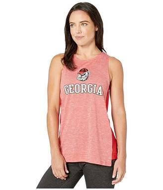 Champion College Georgia Bulldogs Marathon III Tank