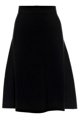 S Max Mara Gesto knit midi skirt