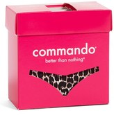 Commando Women's Thong