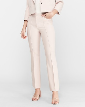 Express High Waisted Flare Ankle Pant