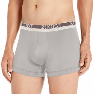 2xist Men's Speed Dri Sterling No Show Trunk