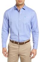 Tommy Bahama Men's Big & Tall 'Islant Twill' Sport Shirt